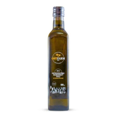 Ostropestřec mariánský olej BIO, 500 ml